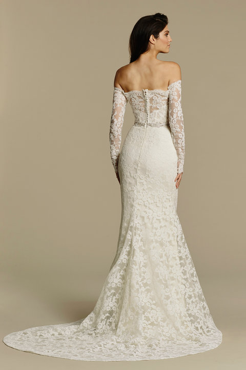 Tara Keely by Lazaro Style 2600 Bridal Gown