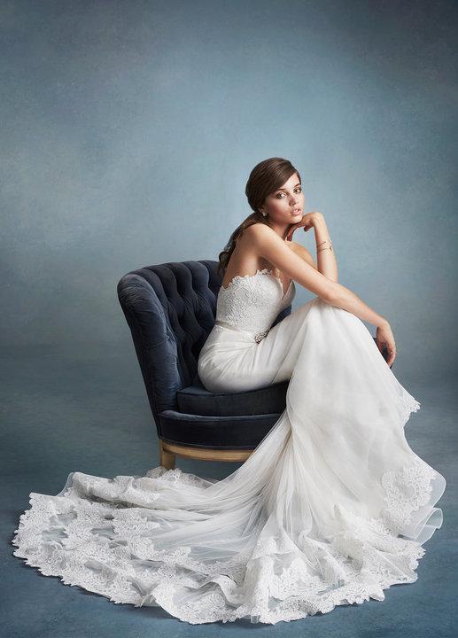Tara Keely by Lazaro Style 2601 Bridal Gown