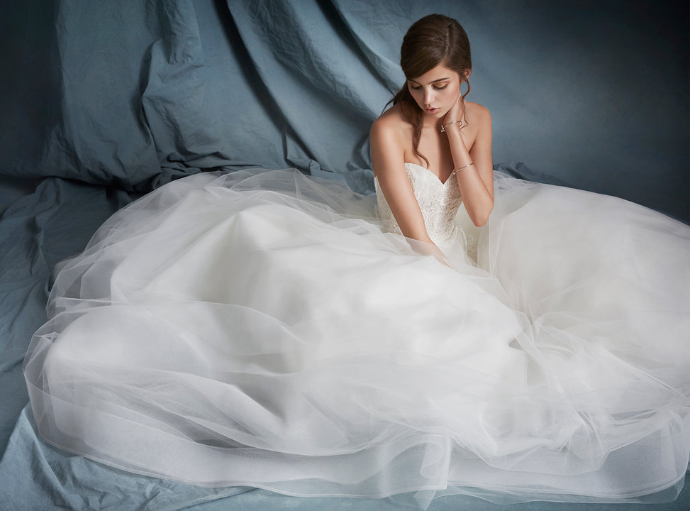 Tara Keely by Lazaro Style 2602 Bridal Gown