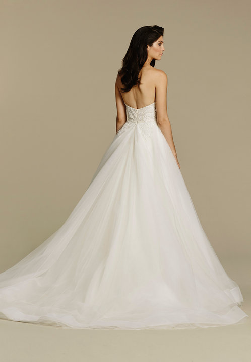 Style 2602  Back View