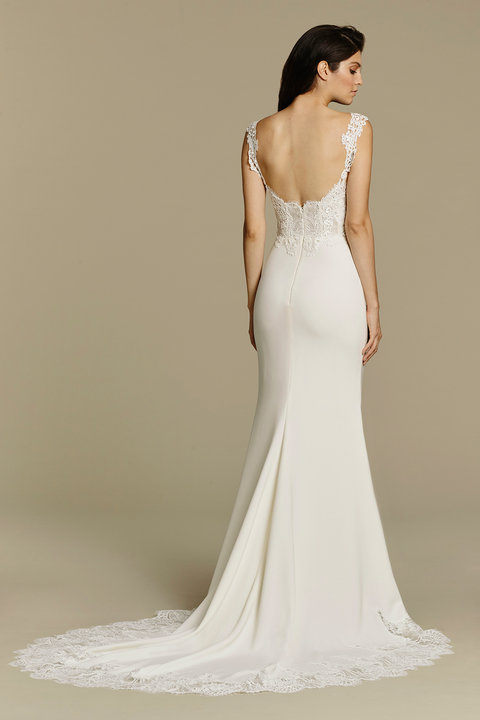 Tara Keely by Lazaro Style 2603 Bridal Gown
