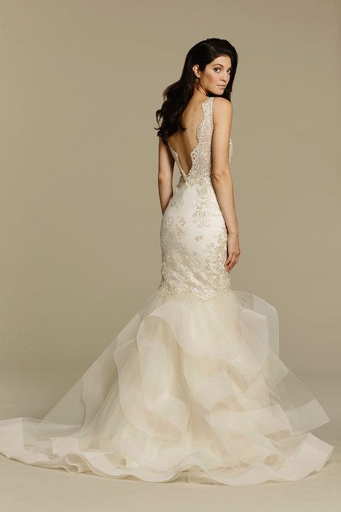 Tara Keely by Lazaro Style 2608 Bridal Gown