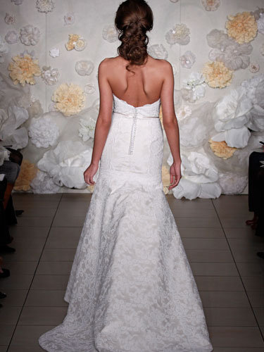 Style 2958  Back View