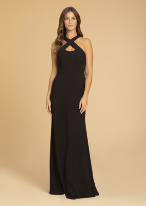 Hayley Paige Occasions Style 52014 Bridesmaids Gown
