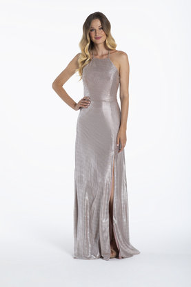 Hayley Paige Occasions Style 52104 Bridesmaids Gown