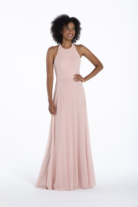 Hayley Paige Occasions Style 52105 Bridesmaids Gown