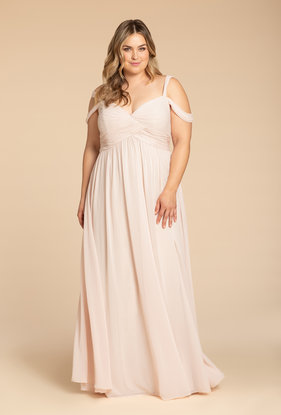 Hayley Paige Occasions Style W801 Bridesmaids Dress