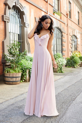 Hayley Paige Occasions Style 5803 Bridesmaids Dress