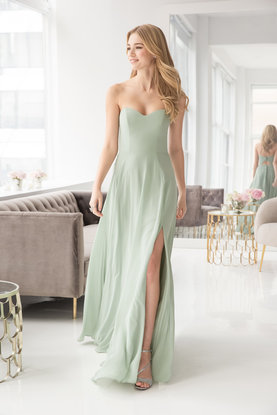 Hayley Paige Occasions Style 5902 Bridesmaids Gown