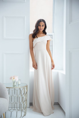 Hayley Paige Occasions Style 5914 Bridesmaids Gown