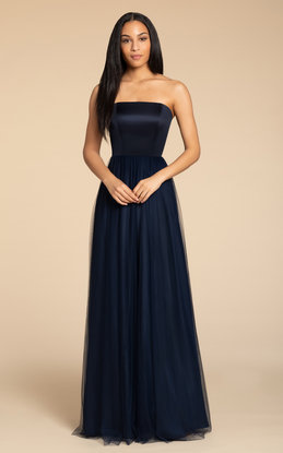 Hayley Paige Occasions Style 5916 Bridesmaids Gown